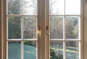 Slimline Georgian Design Casements perfectly complement our period sash windows