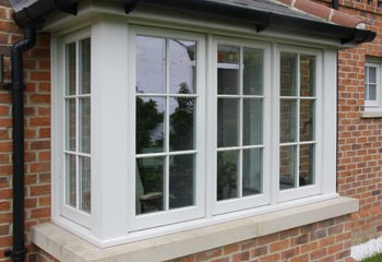Bay window in Slimline Edwardian casements is a true masterpiece of quality and looks