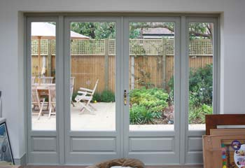 Arts & Crafts French Doors