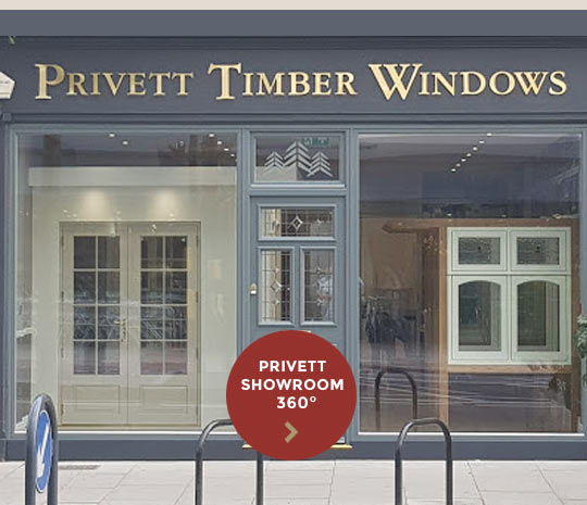 Privett Timber Windows East Sheen Showroom 360 showroom Video