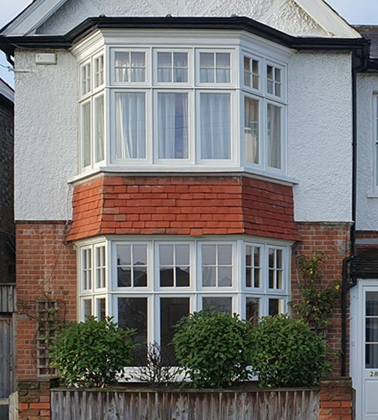 Timber Casement Windows in Richmond upon Thames Homes Today