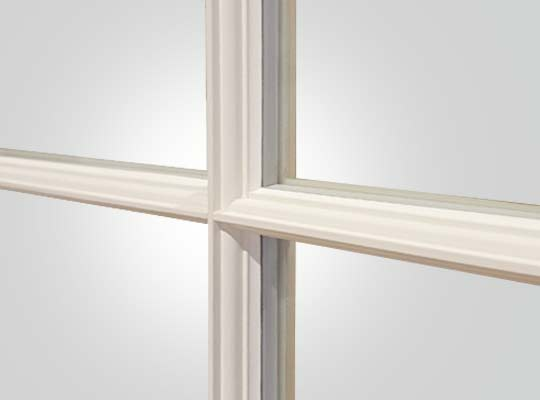 Beautifully Crafted Glazing Bars