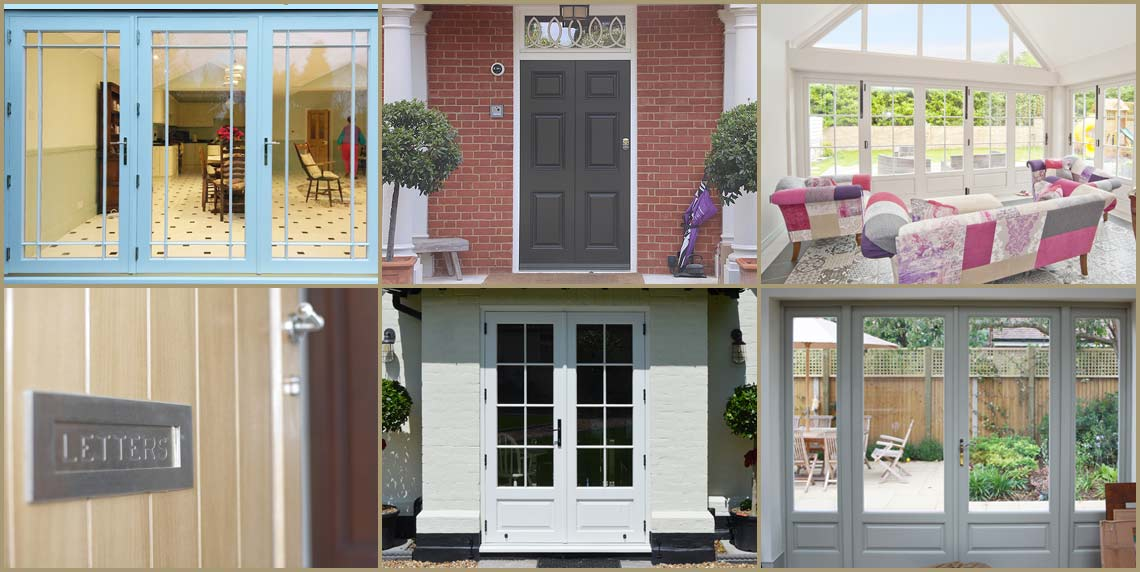 View Our Timber Doors Gallery