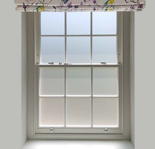 Box Sash Timber Windows