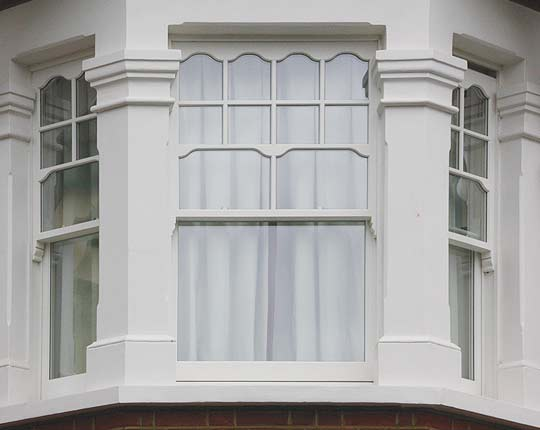 Conservation Sash Timber Windows