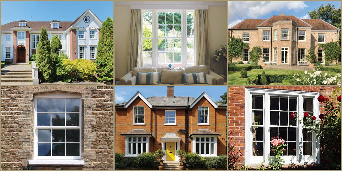 View Our Sash Window Gallery