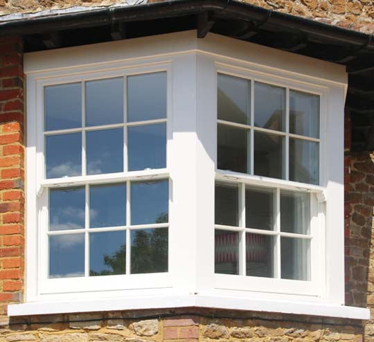 Spring Sash Timber Windows
